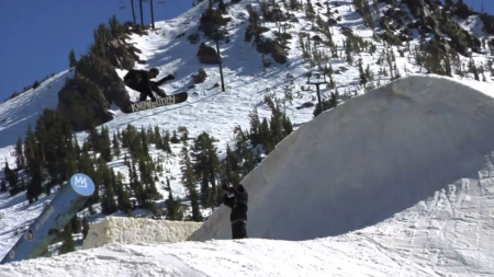FF @ Mammoth | The Launch 2015