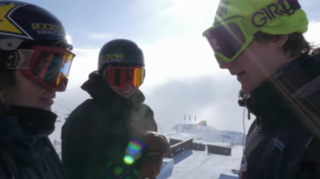The WKNDRS – Laax – Shred Bots